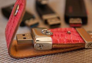 écupération de données de clé USB illisible