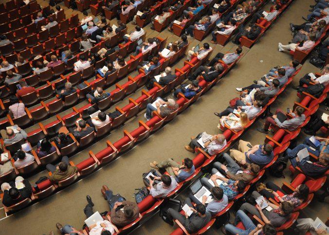 Les principes d'aménagement d'un auditorium